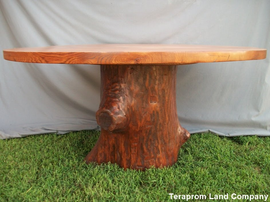 Custom Live Edge Furniture Teraprom Land Company